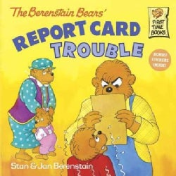 The Berenstain Bears Report Card Trouble (Paperback)