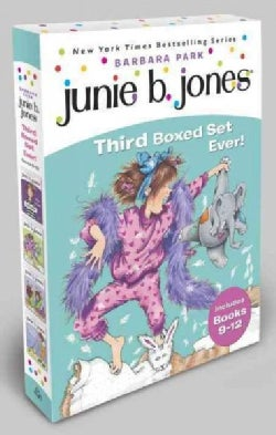 Junie B. Jones's Third Boxed Set Ever!: Books 9-12 (Paperback)