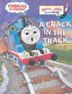 A Crack in the Track (Board book)