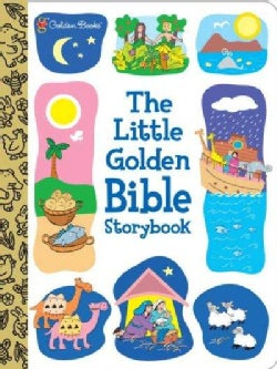 The Little Golden Bible Storybook (Board book)