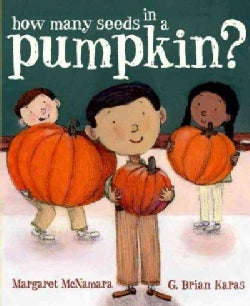 How Many Seeds in a Pumpkin? (Hardcover)
