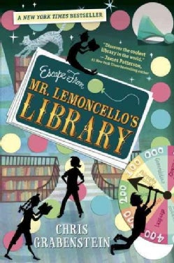 Escape from Mr. Lemoncello's Library (Hardcover)