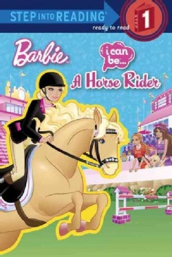 Barbie I Can Be a Horse Rider (Paperback)
