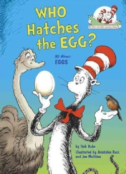 Who Hatches the Egg?: All About Eggs (Hardcover)