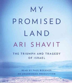 My Promised Land: The Triumph and Tragedy of Israel (CD-Audio)