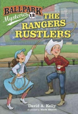 The Rangers Rustlers (Hardcover)