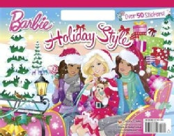 Barbie Holiday Style (Paperback)