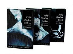 Fifty Shades Trilogy (Hardcover)