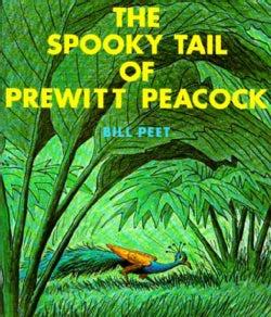 Spooky Tail of Prewitt Peacock (Paperback)