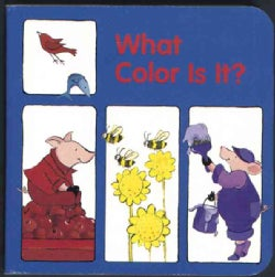 What Color Is It? (Board book)