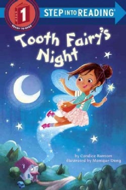 Tooth Fairy's Night (Paperback)