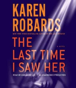 The Last Time I Saw Her: A Novel (CD-Audio)