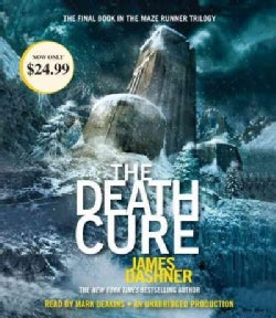 The Death Cure (CD-Audio)