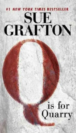 Q Is for Quarry (Paperback)