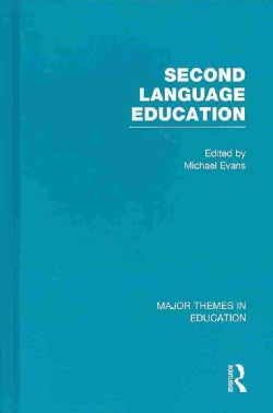 Second Language Education (Hardcover)