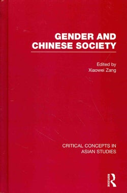 Gender and Chinese Society (Hardcover)