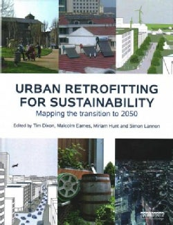 Urban Retrofitting for Sustainability: Mapping the Transition for 2050 (Hardcover)