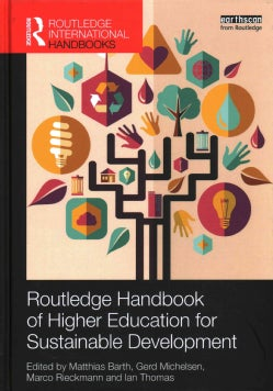 Routledge Handbook of Higher Education for Sustainable Development (Hardcover)