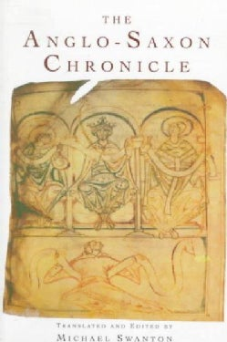 The Anglo-Saxon Chronicle (Paperback)