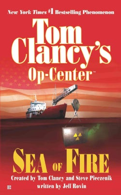 Sea of Fire (Paperback)