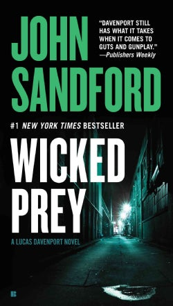 Wicked Prey (Paperback)