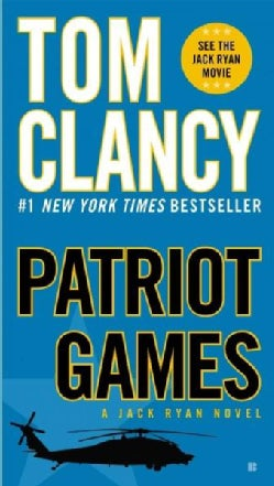 Patriot Games (Paperback)