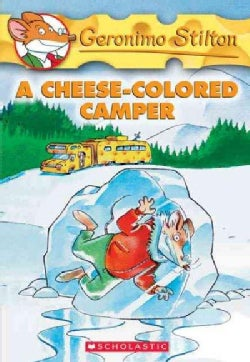 A Cheese-colored Camper (Paperback)