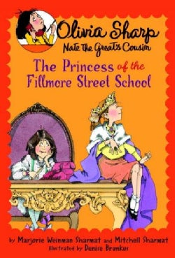 The Princess of the Fillmore Street School (Paperback)