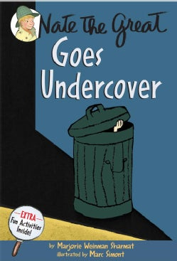 Nate the Great Goes Undercover (Paperback)