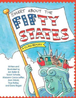 Smart About the Fifty States (Paperback)