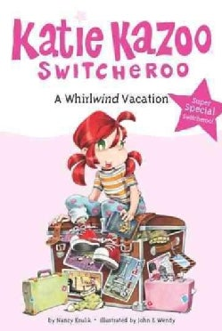 A Whirlwind Vacation (Paperback)