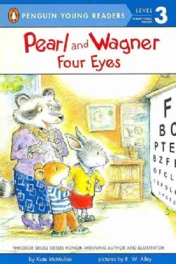 Pearl and Wagner: Four Eyes (Paperback)