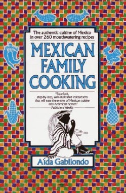 Mexican Family Cooking (Paperback)