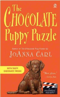 The Chocolate Puppy Puzzle (Paperback)
