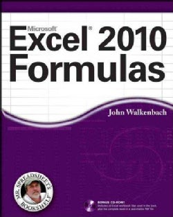 Excel 2010 Formulas