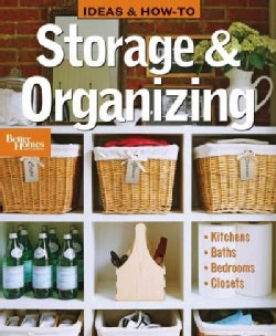 Ideas & How-To Storage & Organizing (Paperback)
