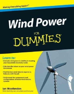 Wind Power for Dummies (Paperback)