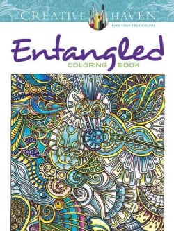 Entangled Coloring Book (Paperback)