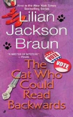 The Cat Who Could Read Backwards (Paperback)