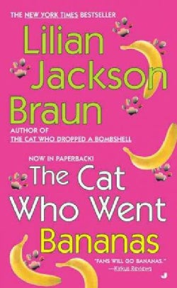 The Cat Who Went Bananas (Paperback)