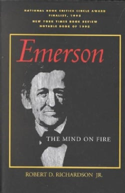 Emerson: The Mind on Fire (Paperback)
