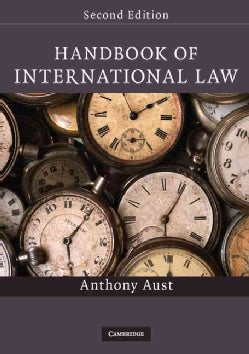 Handbook of International Law (Paperback)