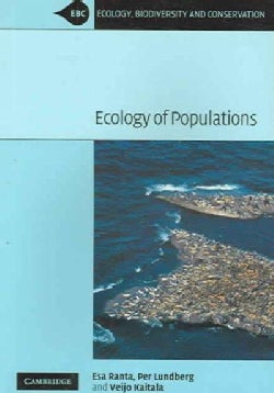 Ecology of Populations (Paperback)