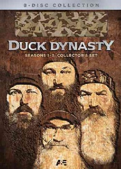 Duck Dynasty Gift Set: The Complete Seasons 1-3 (DVD video)