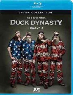 Duck Dynasty Season 4: Blu-ray (DVD video)
