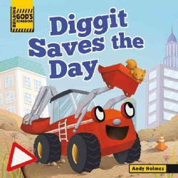Diggit Saves the Day (Board book)
