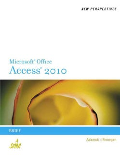 New Perspectives on Microsoft Office Access 2010 (Paperback)