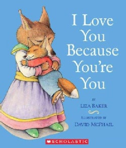 I Love You Because You're You (Hardcover)