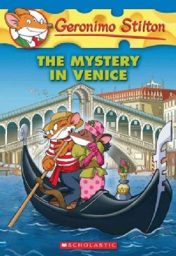 The Mystery in Venice (Paperback)