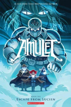 Amulet Book 6: Escape from Lucien (Paperback)